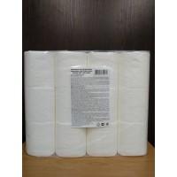 Туалетная бумага маленькой намотки 90 отрывов для гостиниц